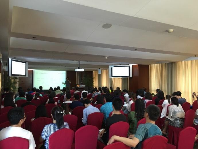 北京日本留学及びスーパーグローバル30プログラム講演会