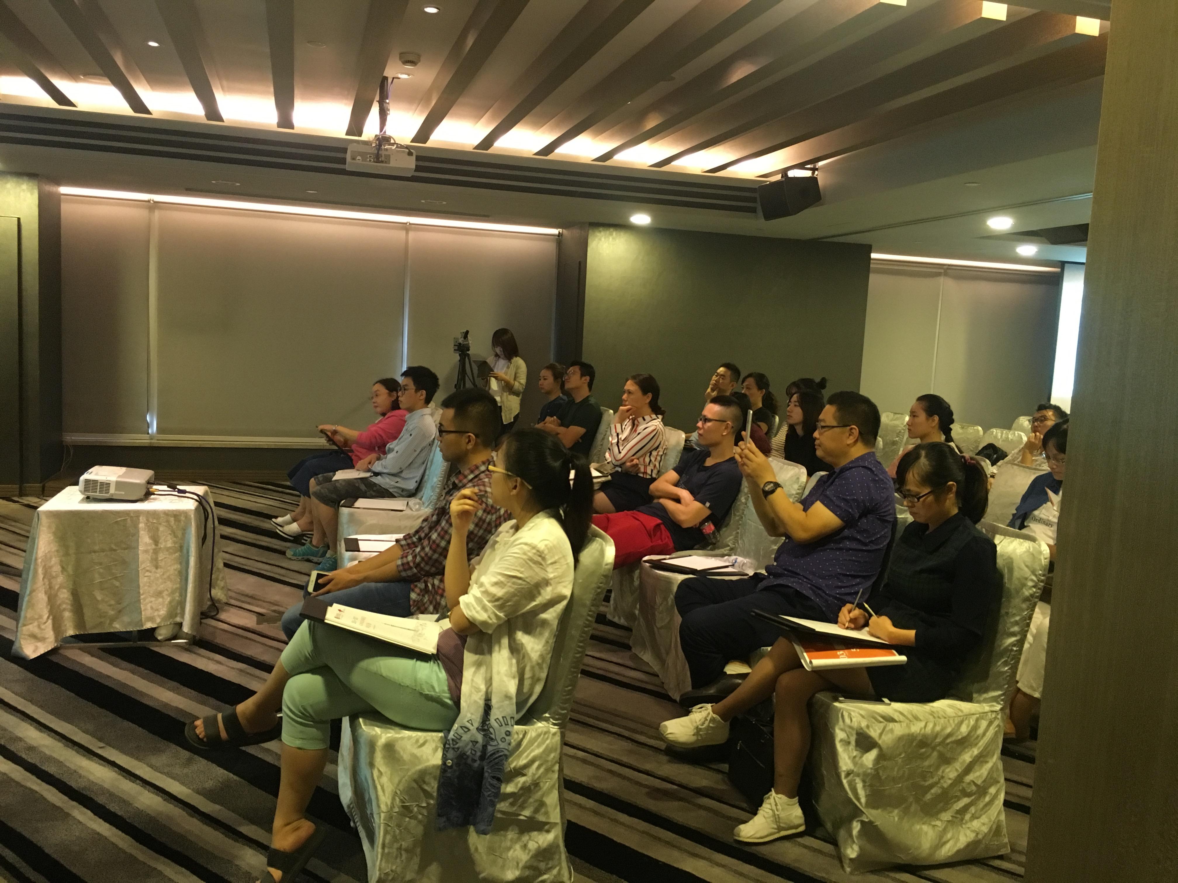 成都日本留学及びスーパーグローバル30プログラム講演会